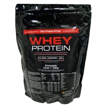 The Fitness Store Whey-Protein, 1 kg-Beutel