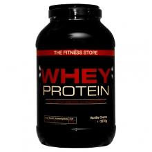 The Fitness Store Whey-Protein, 2,27kg